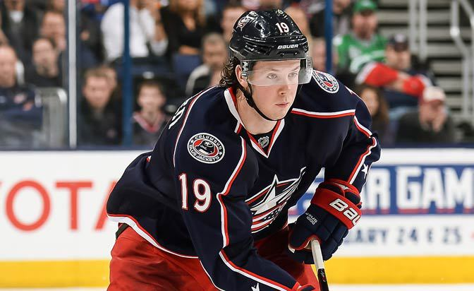 Ryan Johansen - Columbus Blue Jackets