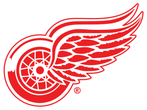 Detroit Red Wings Logo - 1