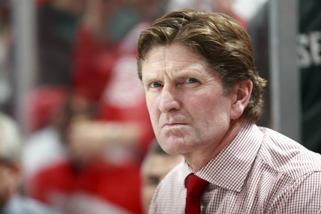 Mike Babcock to leave Detroit