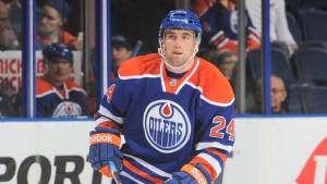 AHL prospect for Oilers