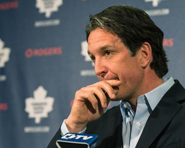 Brendan Shanahan Toronto Maple Leafs