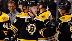 Soderberg was let go by the Bruins.