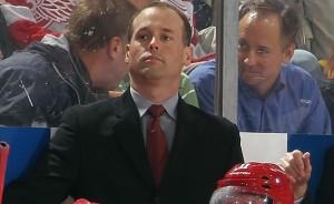 Jeff Blashill - Head Coach Detroit Red Wings