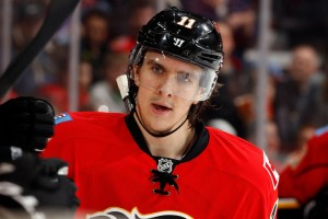 3 year and 10.75million for Mikael Backlund