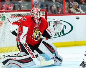 Is Robin Lehner the odd man out?