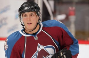 Colorado Avalanche defenseman T. Barrie