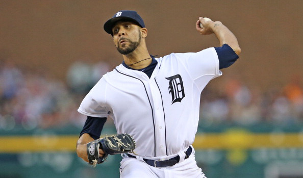 Ace Pitcher David Price