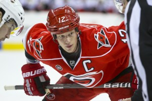 Carolina Hurricanes Eric Staal