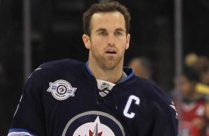 Winnipeg jets - Andrew Ladd