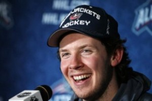 Newly acquired center Ryan Johansen