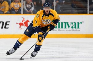 Defenceman Seth Jones