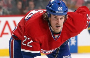 Dale Weise traded to Chicago