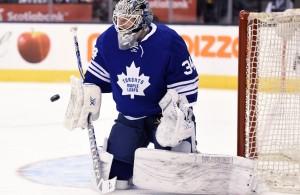 Toronto maples Leafs trade James Reimer to the San Jose Sharks