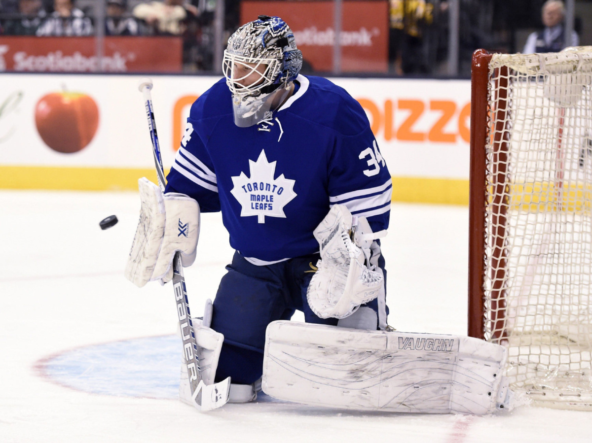 Toronto maples Leafs trade James Reimer to the San Jose Sharks
