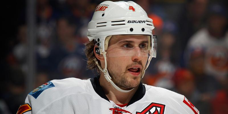 Kris Russell on the trading block