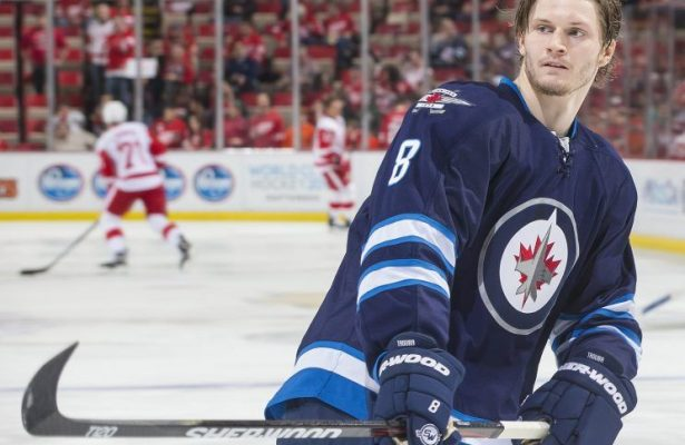 Right Defenseman Jacob Trouba