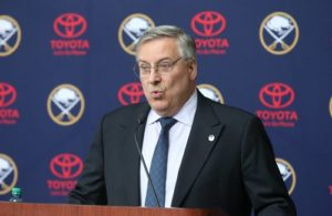 Buffalo Sabres looking for a new general manager