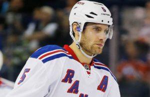 Rangers Buyout Dan Girardi