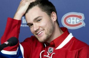 Johnatan Drouin traded to the Montreal Canadiens