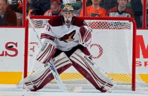 Mike Smith traded to the Calgary Flames
