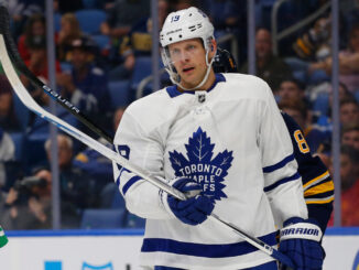 Spezza on waivers by the Toronto Maple Leafs