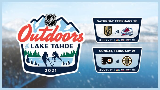NHL Outdoor Event 2021