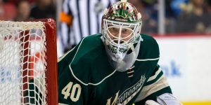Dubnyk signs with the Wild