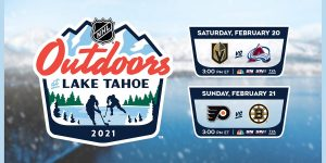 NHL to Play in Lake Tahoe in February