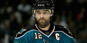 San Jose Sharks veteran on the block?