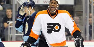 Wayne Simmonds in Montreal - Not likely!